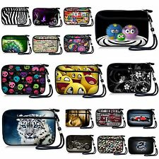 Waterproof Protection Wallet Carrying Case Bag for Canon Camera with Pocket