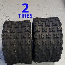 Rear Tire Set (2x) 6ply 20X11-9 Super Grip Stinger ATV Tires 20 11 9 20x11x9