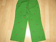 Girls Land's End Capris, (Two Capris) both Size 12,New w/tags,1 Green,1 Coral