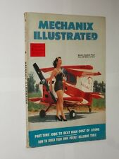 Mechanix Illustrated Magazine. The Handyman's Monthly. Vol.2 No.29 April 1953.