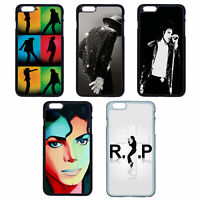 MJ Michael Jackson For iPhone iPod Samsung LG Moto SONY HTC HUAWEI HONOR Case