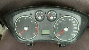 Ford Focus TDCI Kombiinstrument Tacho Diesel 4M5T10849CJ 4M5T-10849-CJ Visteon