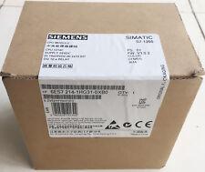 1PC New Siemens PLC CPU Unit 6ES7 214-1HG31-0XB0 6ES7214-1HG31-0XB0