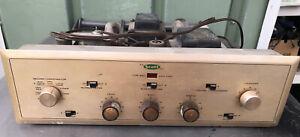 scott type 99c amplifier for parts or repair