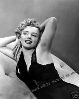 """MARILYN MONROE Classic  Movie Star Iconic Photograph 8/"""" x 10/"""" Autograph RP"""