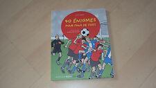 livre 40 ENIGMES POUR FANS DE FOOT