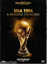 FIFA WORLD CUP=I FILM DEI MONDIALI=1994 USA=IL MONDIALE AMERICANO