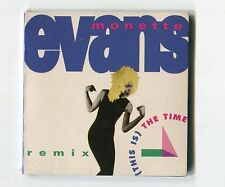 Monette Evans-SEALED (!) 3-inch-CD-Maxi the time Gray Day Mix + DUB 2-TRACK-CD