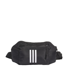 Adidas Men Waist Bag Parkhood Linear Core 3 Stripes New Fashion Running DS8862