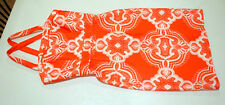 Adrianna Papell Lovely Dress ladies 6 worn once coral orange peach