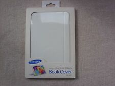 "GENUINE Samsung Galaxy TAB S 8.4"" Book Cover Dazzling White PACKAGING TATTY"