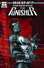 What IF Peter Parker Became The Punisher Variant issue #1 / Joe Jusko / NM/M