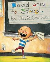 David Goes to School by Shannon, David, NEW Book, FREE & Fast Delivery, (Hardcov