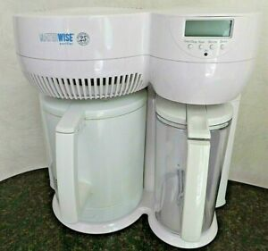 WaterWise Model 8800 Countertop Water Distiller Purifier System TESTED WORKING