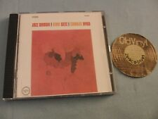 DCC CD 24KT Gold STAN GETZ CHARLIE BYRD Jazz Samba  USA | NM