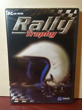 Rally Trophy (PC CD-Rom: Windows, 2001) - NEW SEALED