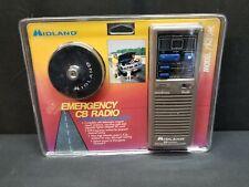 NEW NOS Midland 40 Channel 77-909C Emergency CB Radio Transceiver