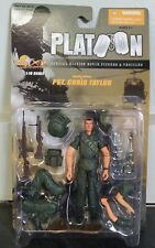 Nib 1:18 Ultimate Soldier Xd Platoon Movie Charlie Sheen as Pvt Chris Taylor