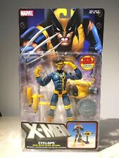 "Marvel Legends 6"" CYCLOPS ACTION FIGURE EXCLUSIVE  JIM LEE VHTF"