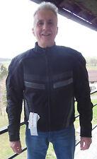 Top !!! Textil Biker Motorrad Jacke Terranova Gr.S oder M,L,XL,XXL, schwarz-grau