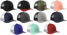 New Era Low Profile Trucker 9FIFTY Mesh Snapback Hat Cap Blank Curve Brim 950