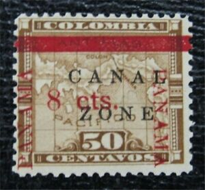 nystamps US Canal Zone Stamp # 18 Mint OG H $50   L23x1006