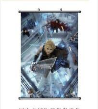 Home Decor Cloud Strife Sephiroth Final Fantasy Vii 7 Poster Wall Scroll G94
