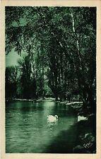 CPA PARIS 12e-Bois de Vincennes-Cygne sur le Lac (322692)
