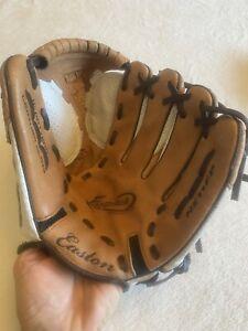 "Easton Leather Baseball Softball Glove 11"" Fastpitch Natural Elite NE11FP"