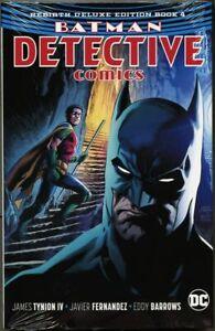 HC Batman Detective Comics DC Universe Rebirth Deluxe Edition Volume 4 2019 nmmi