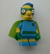 LEGO  MINIFIGURE - THE SIMPSONS 2 - MILLHOUSE AS FALLOUT BOY