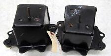 2001-2006 LEXUS LS430 OEM REAR BUMPER REINFORCEMENT BAR SUPPORT BRACKETS