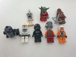Lego Star Wars 7958 (Adventskalender 2011) Raumschiffe und Figuren