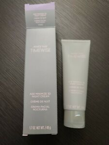 Mary Kay Timewise Age Minimize 3D Night Cream ~ Combination to Oily ~