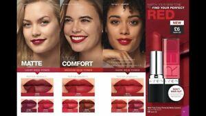 Avon True colour Perfectly Matte Lipstick  - SAMPLE - BNIP