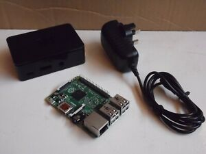 Raspberry Pi 2 Model B Quad Core CPU 900MHz 1GB RAM with Power Cable and SD Card