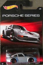 Hot Wheels PORSCHE Serie Plata Porsche 993 GT2 4/8