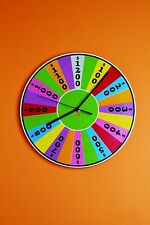 DCI Time is Money Game Show Wall Clock