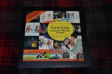Conversa-phone's Round-The-World Norwegian Language Record Course~FAST SHIPPING