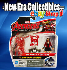 Marvel Avengers Age of Ultron Scarlet Witch vs. Sub Ultron 008 Action Figure