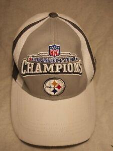 Steelers Super Bowl XL Champions Ball Cap Hat 2006 40th Anniversary.
