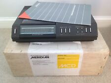 MERIDIAN  MCD. FIRST GENERATION CD Player.  SERVICED. PERFECT WORKING ORDER.
