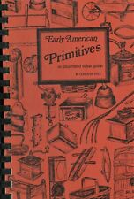 Early American Primitives Churns Coffee Grinders Tools Kitchen Utensils.. / Book