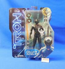Deluxe Rinzler Action Figure Tron Legacy 2010 Spin Master New on Card