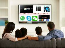 12 Month Android box and Smart TV support for UK IR EU & International Customers