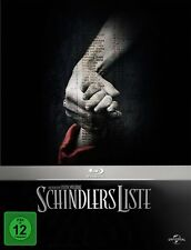Schindlers Liste - Limited Edition - BLU-RAY+DVD-NEU