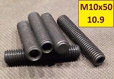 5 Stück, Stehbolzen M10x50, hochfest ,10.9 Abgaskrümmer Turbolader Krümmer