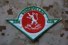 Y11 écusson insigne patch badge karaté art martial japonais sport de combat