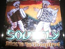 Soulfly – Back To The Primitive CD Single – Like New