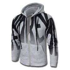 Winter Men Slim Hoodie Warm Hooded Sweatshirt Coat Jacket Outwear Sweater USA